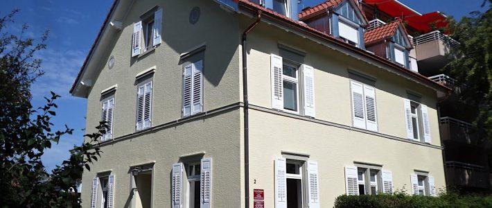 Pfarrhaus Luther-Gemeinde Konstanz